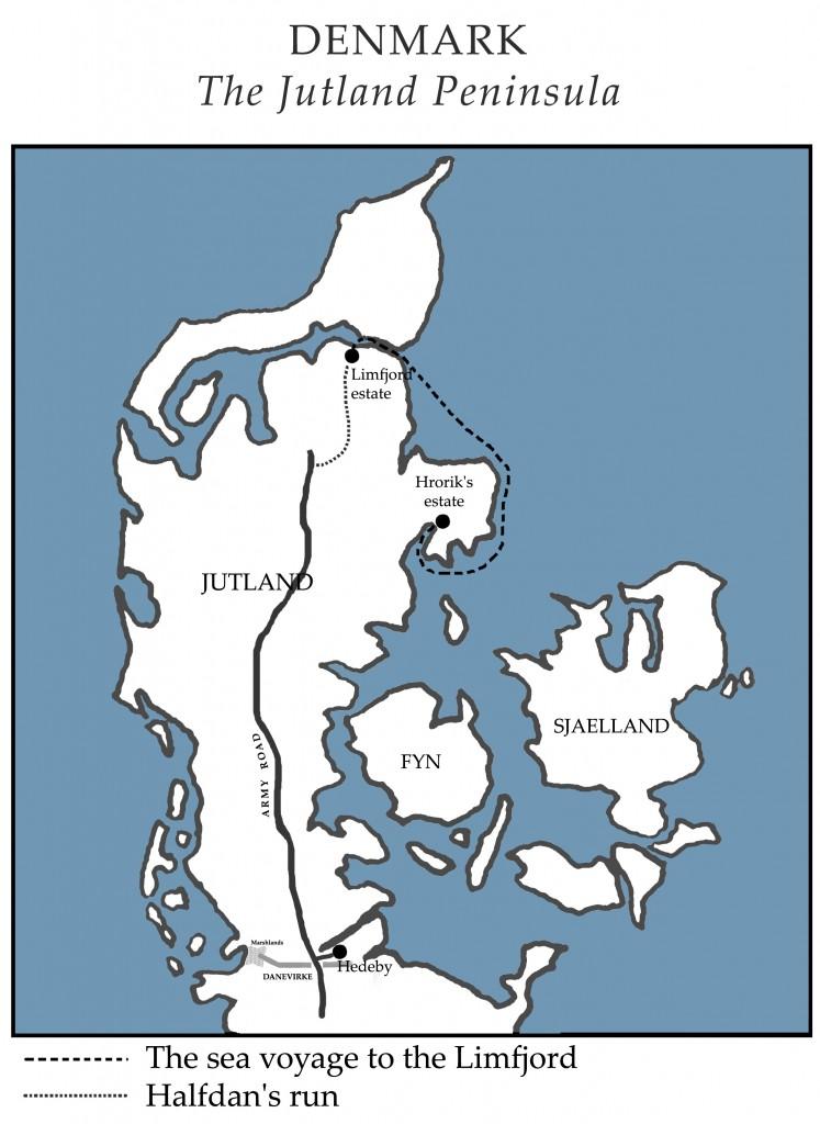 Viking Warrior map